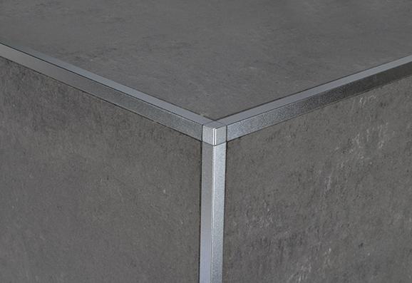 Profili per pavimenti e rivestimenti biodomus varese for Leroy merlin profili alluminio